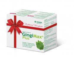 FARMAX GingiMax Plus + darček cps 60+30 ks zadarmo (90 ks) + Preventan Akut s novou príchuťou tbl 10, 1x1 set