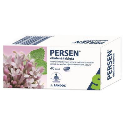 PERSEN tbl obd 4x10x35 mg/17,5 mg/17,5 mg (blis. PVC/Al)
